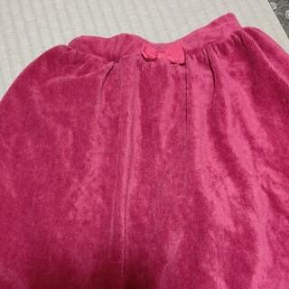 シューラルー(SHOO・LA・RUE)の120サイズパンツ付スカート(スカート)