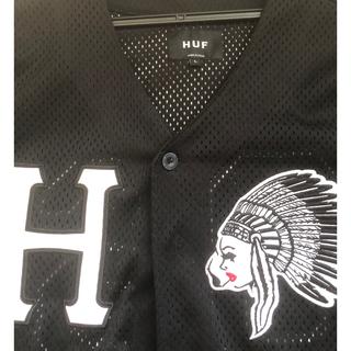 HUF - HUF ベースボールシャツ