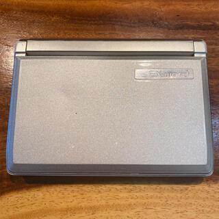 カシオ(CASIO)のCASIO電子辞書 XD A6500(その他)