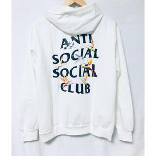 Anti social social club パーカー