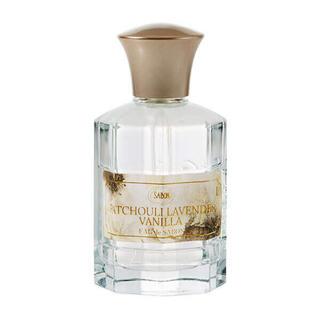 サボン(SABON)のサボン オードゥ パチュリラベンダーバニラ(香水(女性用))