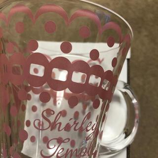 シャーリーテンプル(Shirley Temple)のシャーリーテンプル  限定 グッズ ノベルティ グラス コップ(ノベルティグッズ)