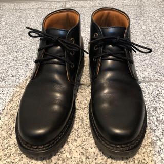 ビブラム(vibram)の安藤製靴☆チェッカーブーツ(ブーツ)