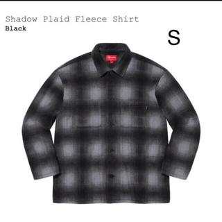 シュプリーム(Supreme)のShadow Plaid Fleece Shirt S(シャツ)
