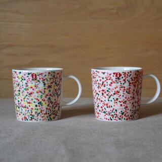 イッタラ(iittala)のiittala イッタラ ヘレ マグ ピンク テラコッタ 2個セット マグカップ(グラス/カップ)
