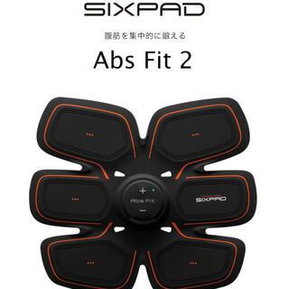 シックスパッド(SIXPAD)のシックスパッド アブズフィット2(ボディケア/エステ)
