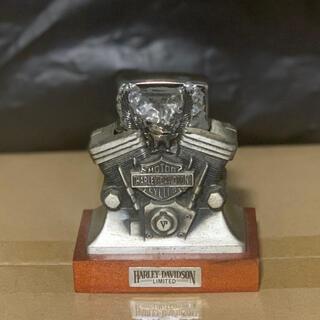 ハーレーダビッドソン(Harley Davidson)の【限定生産】ジッポー 限定 ハーレーダビッドソン ライター エンジンスタンド(タバコグッズ)