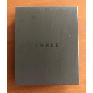 スリー(THREE)のTHREEシマリンググローデュオ01(コントロールカラー)