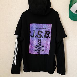 サンダイメジェイソウルブラザーズ(三代目 J Soul Brothers)のJSB パーカー(パーカー)