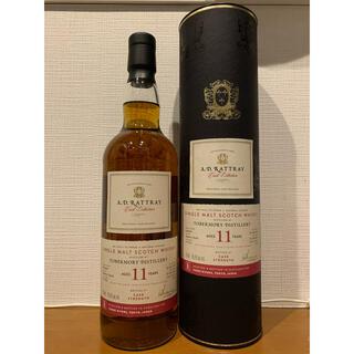 ADラトレー トバモリー 2008 11年 65.6% シェリーバット(ウイスキー)