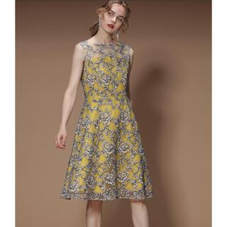 GRACE CONTINENTAL - グレースコンチネンタル ドレス ワンピース 膝丈