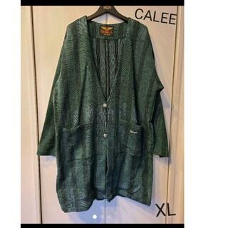 キャリー(CALEE)のCALEE キャリー アウター コート XL(ピーコート)