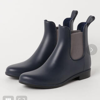 スタディオクリップ(STUDIO CLIP)の⋈ スタジオクリップ サイドゴアレインブーツ Mサイズ 23〜23.5cm ⋈(レインブーツ/長靴)