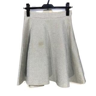 グレースコンチネンタル(GRACE CONTINENTAL)のダイアグラム スカート サイズ36 S -(その他)