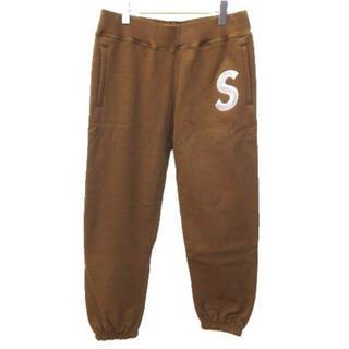 シュプリーム(Supreme)のsupreme Sロゴ sweat pants S(その他)