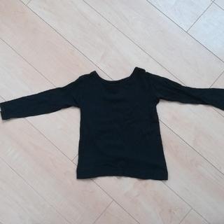 ムジルシリョウヒン(MUJI (無印良品))の【無印良品】キッズインナーシャツ110(下着)