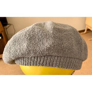 グローバルワーク(GLOBAL WORK)の美品 グローバルワーク ニットベレー(ハンチング/ベレー帽)