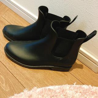レプシィム(LEPSIM)のブーツ、レインブーツ Lサイズ24.0~24.5(レインブーツ/長靴)