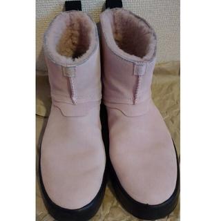 アグ(UGG)のUGG ピンク ブーツ 25cm(ブーツ)