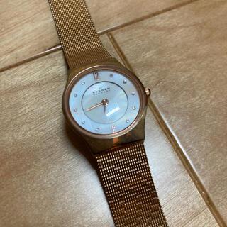スカーゲン(SKAGEN)のレディース スカーゲン 腕時計(腕時計)