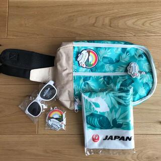 JAL(日本航空) - 【新品未使用】JAL ワンショルダーバッグ