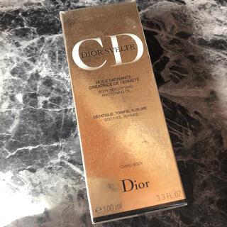 クリスチャンディオール(Christian Dior)のディオール トーニングオイル 100ml(ボディオイル)
