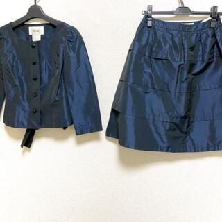 ルネ(René)のルネ スカートスーツ サイズ34 S美品  -(スーツ)