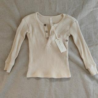 キャラメルベビー&チャイルド(Caramel baby&child )の【Rylee&Cru 】ベビー長袖Tシャツ   12-18m(シャツ/カットソー)