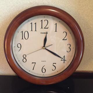 カシオ(CASIO)の掛け時計 CASIO(掛時計/柱時計)