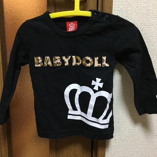 ベビードール(BABYDOLL)のベビド ロンT 80(シャツ/カットソー)