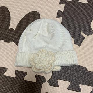 センスオブワンダー(sense of wonder)の【美品】センス・オブ・ワンダー 帽子 サイズ46-48cm(帽子)