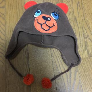 グラグラ(GrandGround)のグラグラ 帽子 クマ フリーサイズ(帽子)