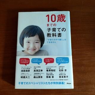 10歳までの子育ての教科書 「子育てのやり直し」はできません(その他)