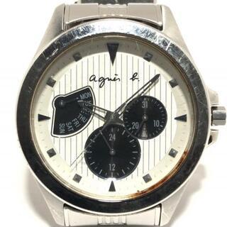 アニエスベー(agnes b.)のアニエスベー 腕時計 5Y66-0AE0 メンズ(その他)