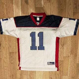 リーボック(Reebok)のReebok NFLユニフォーム bledsoe ブレッドソー 11(アメリカンフットボール)