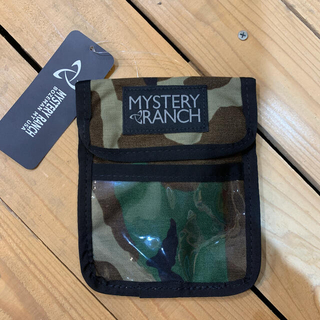ミステリーランチ(MYSTERY RANCH)のミステリーランチ Show Badge Deluxe(登山用品)