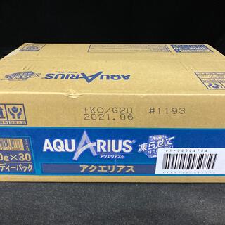 オオツカセイヤク(大塚製薬)のアクエリアス ハンディパック 300g×30本(ソフトドリンク)