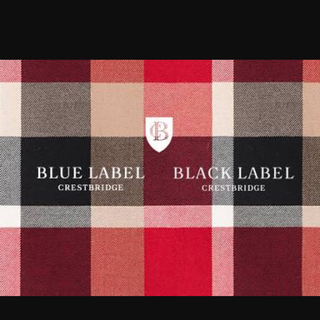 ブラックレーベルクレストブリッジ(BLACK LABEL CRESTBRIDGE)のブラックレーベルクレストブリッジ ニットTシャツ(Tシャツ/カットソー(七分/長袖))