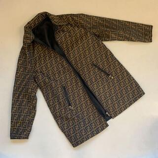 フェンディ(FENDI)のFENDI リバーシブル コート ジャケット(ナイロンジャケット)