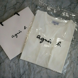 agnes b. - 新品★agnes b アニエスベー Tシャツ Lサイズ
