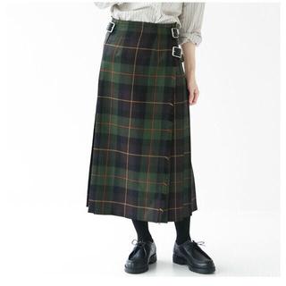 オニール(O'NEILL)のぎょざ様専用 O'NEIL OF DUBLIN  ウールキルトスカート(ロングスカート)