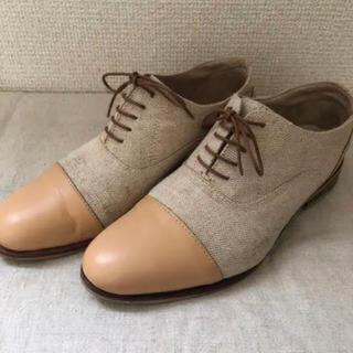 スタディオクリップ(STUDIO CLIP)の【STUDIO CLIP】レースアップシューズ/革靴(ローファー/革靴)