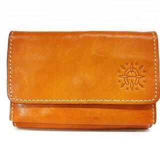 ダコタ(Dakota)のダコタ 3つ折り財布 ライトブラウン レザー(財布)