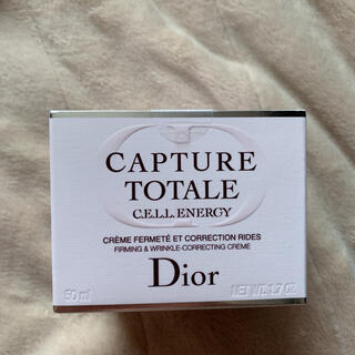 クリスチャンディオール(Christian Dior)の【特売品】Dior カプチュール トータル セル ENGY クリーム 50ml(フェイスクリーム)