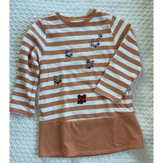 グラニフ(Design Tshirts Store graniph)のグラニフ  キッズ ワンピース 110(ワンピース)