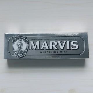 マービス(MARVIS)のMARVIS ホワイトニングミント 4.2oz.·送料込み(歯磨き粉)
