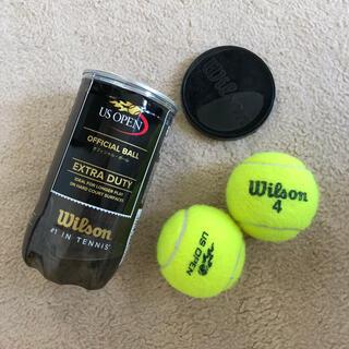 ウィルソン(wilson)のテニスボール2個入り×6缶(ボール)