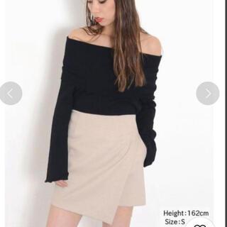 エモダ(EMODA)のEMODA sidepocketスカート(ミニスカート)