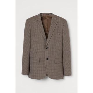 エイチアンドエム(H&M)の【新品】H&M 最新作 スリムフィットジャケット(テーラードジャケット)