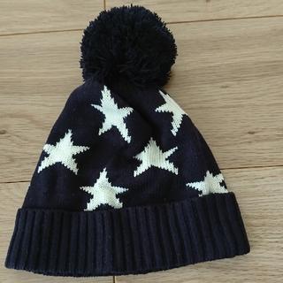 ユニクロ(UNIQLO)のUNIQLO キッズ ニット帽(帽子)